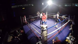 Watford | Ultra White Collar Boxing | Michael Staff VS Sammy Clifford