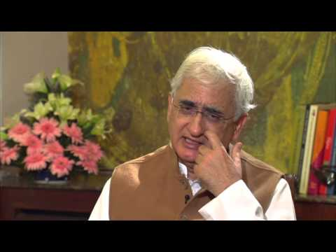 External Affairs Minister, Shri Salman Khurshid's interview with Sky TV - Part 1