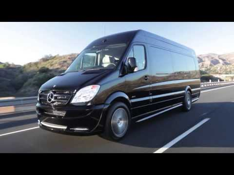 Luxurious Mercedes Sprinter Conversion by All Star Customs
