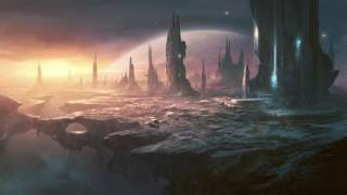 Stellaris OST Music Mix - Beautiful & Calming Ambient Sci-Fi Atmospheric Space Orchestral Music
