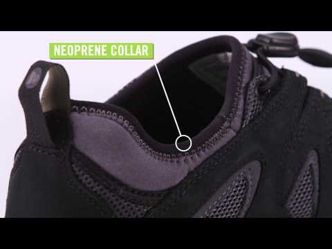Video: Men's Chameleon 4 Stretch Hiking Shoes