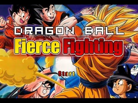 DRAGON BALL FIERCE FIGHTING 2.8 - GANE? - LNekoGameplays