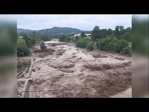 Three dead after heavy flooding in Romania and Bulgaria
