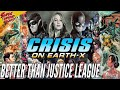 Crisis On Earth X Review   The Justice League We Deserve