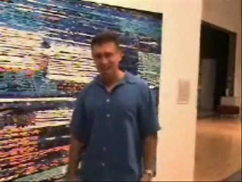 Mark Vinci lectures at TCA Gallery(part 3)