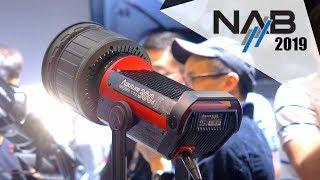 Aputure C300d MKII & RGBW Panel | NAB 2019