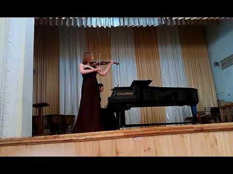 Равель, Морис - Цыганская рапсодия для скрипки и фортепиано (оркестра)