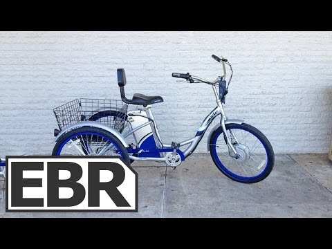 eZip Tri-Ride Electric Bike Review