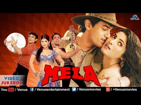 Mela Video Jukebox | Aamir Khan,twinkle Khanna | video