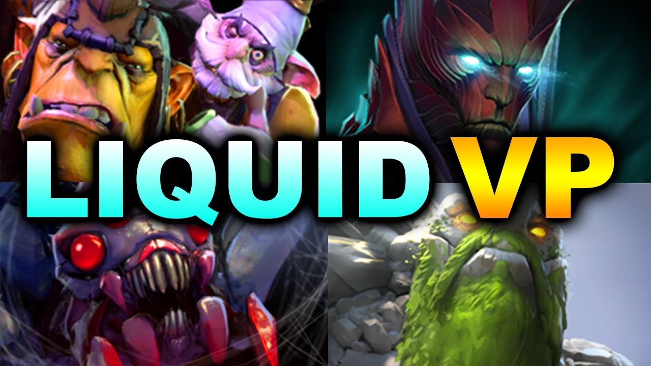 LIQUID vs VP - What A Series! - ESL Hamburg MAJOR DOTA 2