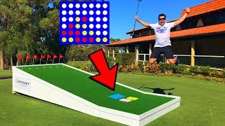 Download Song GOLF CONNECT 4 = BEST GAME EVER!! Free StafaMp3