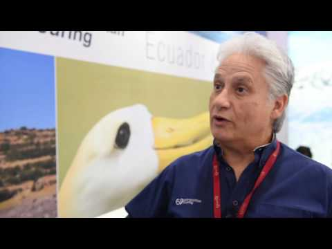 WTM 2016: Francisco Dousdebes, Galapagos product manager, Metropolitan Touring