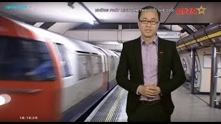 Những phát minh làm thay đổi thế giới:  Hệ thống tàu điện ngầm London