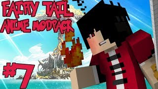 MASTER LEVEL MAGIC! || Fairy Tail Anime Modpack Episode 7 (Minecraft Fairy Tail)