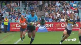 Super Rugby Hits of the Week - Round 6 | Super Rugby Video Highlights