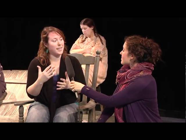 Dark Owl an Acadian tale playing at Mainline theatre