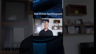 Test Drives And Proposal IGTV