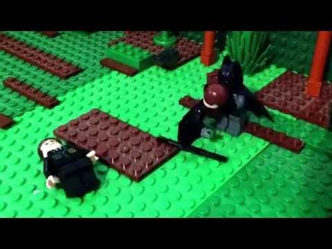 Lego Batman and Superman Part 1