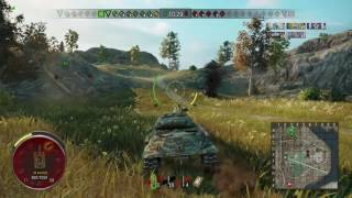 IS-6 Death from above! (World of Tanks Xbox 1)