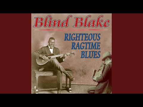 Blind Blake - Hey Hey Daddy Blues