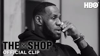 The Shop: Uninterrupted   LeBron and Lonzo Discuss Magic Johnson Leaving the Lakers   HBO