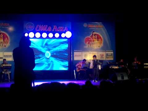 Aajeedh Perfomence Super Singer Live in Concert at Sri Lanka ~ Roja... Roja....
