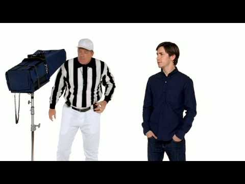 Get a Mac Ad - Referee