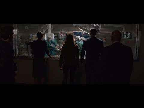 Captain America: The Winter Soldier - Clip: Nick Fury's Death (1080p HD)