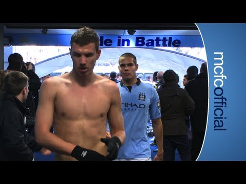 TUNNEL CAM: City 4-0 Leeds