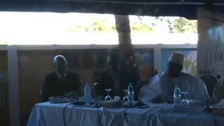 Cérémonie de Dedicace Pr Iba Der sur Blaise Diagne