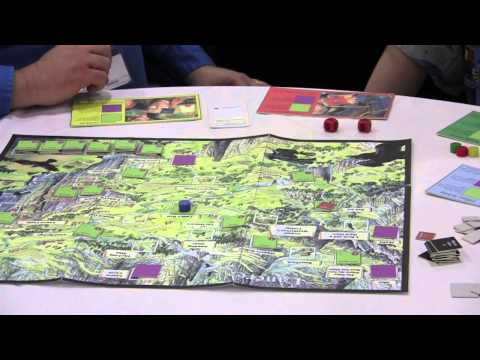 Origins Summer Preview : Mayfair -  The Witches: A Discworld Game
