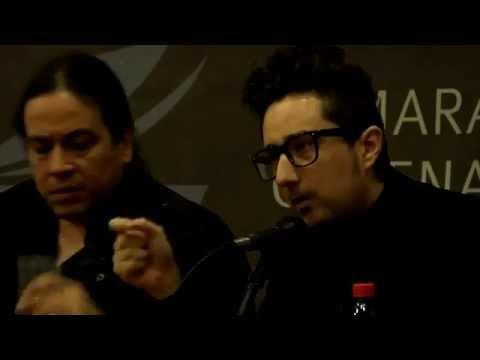 Patricio Pron - Sobre La Circulación De La Literatura En América Latina   Santiago De Chile, 2011 video