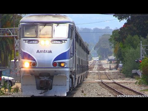 Trains in Santa Barbra, CA + More new locations !!! (July 6th, 2014)