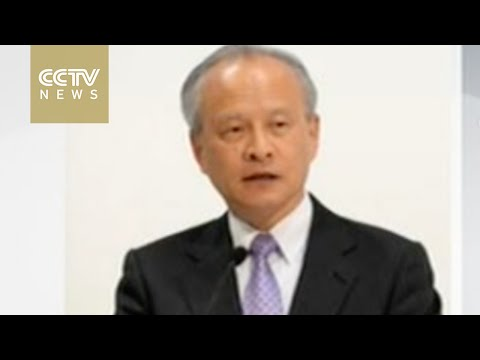 Chinese ambassador to the US: US patrol a serious political, military provocation
