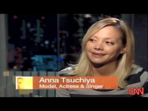 Anna Tsuchiya interview on CNN (1/3)
