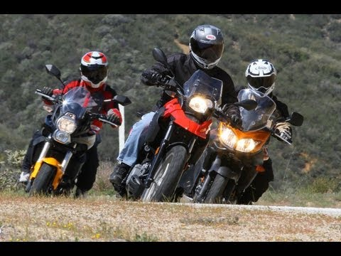 2012 650 Adventure-Touring Shootout: BMW G650GS vs.