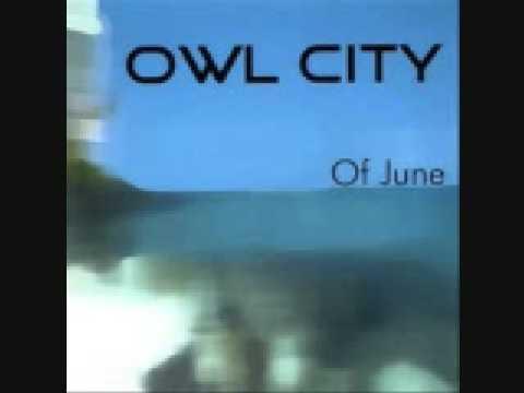Letra Captains And Cruiseships Owl City De Cancion Of June Owl City
