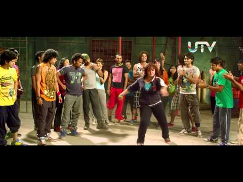 ABCD | Movie Scene | Freak Out Dance Practice | Prabhu Deva