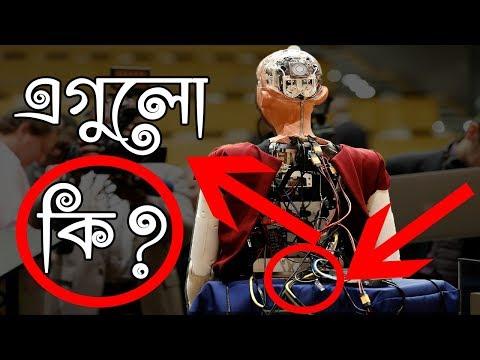 Sophia RObot Bangla সোফিয়াকে দূর থেকে কেউ কন্ট্রোল করছে I Can Make This Robot thumbnail