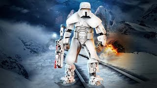 Hướng dẫn lắp ghép xếp hình Star Wars Range Trooper K327-3 (101 Miếng Ghép)
