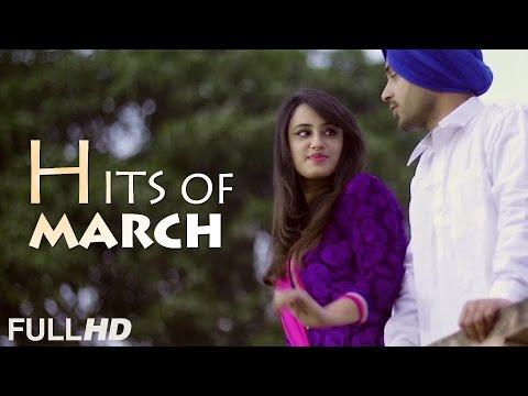 Non Stop March 2015 Hits | Video Jukebox | New Punjabi Songs 2015 | Latest Punjabi Hits 2015