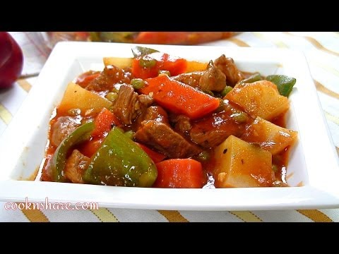 how to cook menudo baboy panlasang pinoy