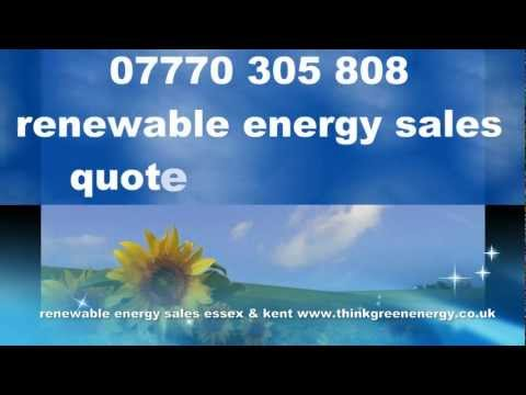 Careers in Essex & Kent Solar Sales