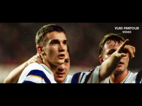 Dynamo Kyiv - Top-15 Goals in Champions League