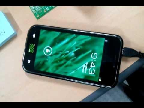 SAMSUNG Galaxy S 에 ICS 올려보았음 SHW-M110S m110s