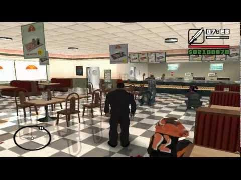 GTA San Andreas Loquendo: Las Aventuras de CJ - 6 HD