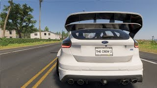 The Crew 2 - Ford Focus RS 2016 - Customize | Tuning Car (PC HD) [1080p60FPS]