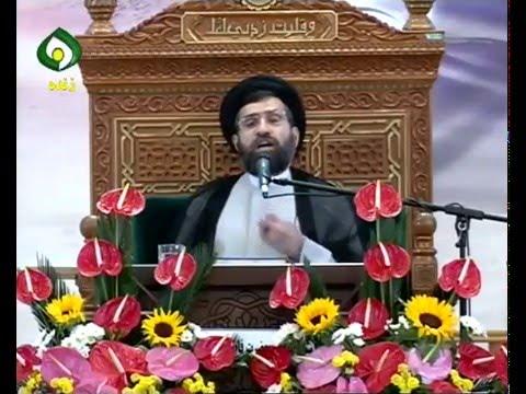 گشوده بودن در توبه   روز عرفه ۱۳۹۴   سخنرانی حجت الاسلام حسینی قمی