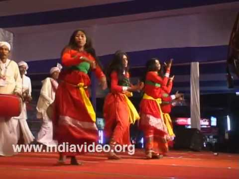 Deodhani dance from Assam