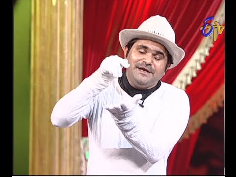 Jabardasth - జబర్దస్త్ -   Chalaki Chanti Performance on 11th September 2014